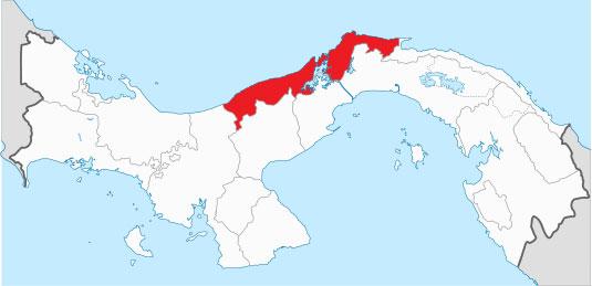 colon-map